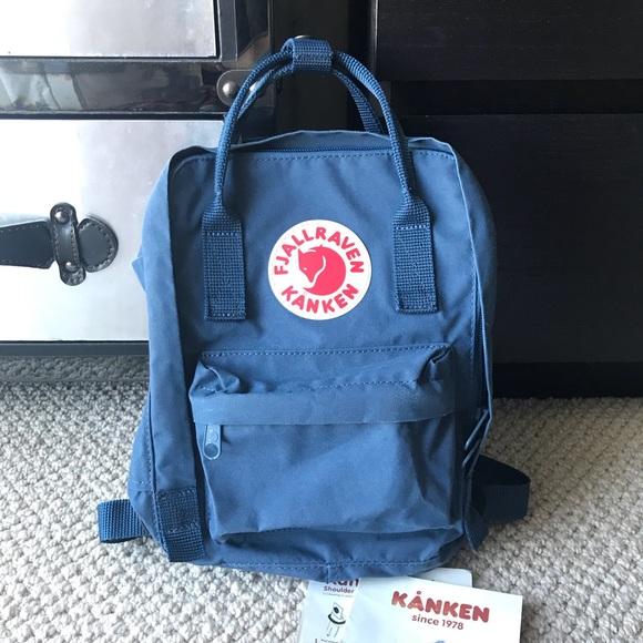5df863276e926 Fjallraven Handbags - Fjallraven Kanken mini backpack